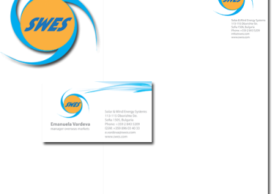 Corporate Identity for SWES